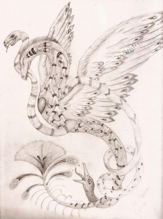 Xuan Chau dragon