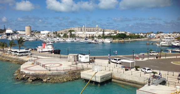 Norwegian Dawn Cruise to Bermuda