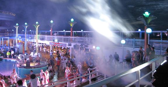 Norwegian Dawn Cruise to Bermuda